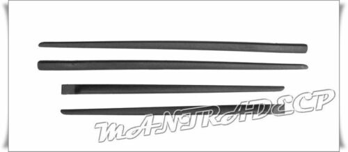 SERIE MODANATURE LATERALI KIT 4 PEZZI FIAT PUNTO 5P 2003-/> FT3675320//4 MOULDING