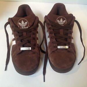 Stripes Out 3 Adidas Campus Suede Spell St Shoes Mens Brown Trefoil AR4c5q3jSL