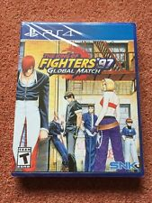 The King Of Fighters 97 Global Match Limited Run Ps4 Trading Card