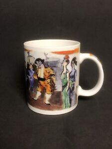 Modern Masterpiece Collection DAVID TISDALE Design Toulouse Lautrec Mug, Oggi Co