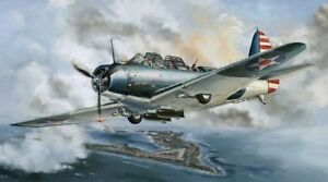 Grande Muraille Hobby Douglas Tbd1 Devastator Wake Island 1/48 Gwhl4809