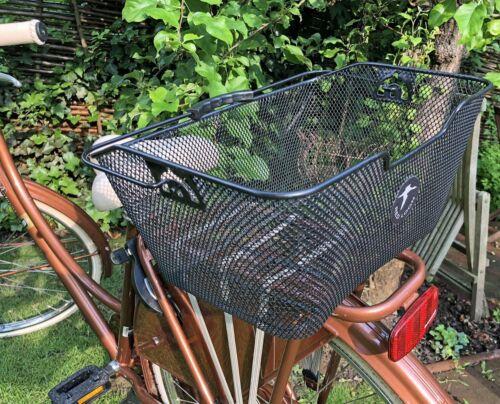 Red Loon panier de vélo gepäckträgerkorb Porte Bagage Panier amovible Arrière Latéral