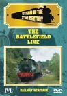 Steam in The 21st Century Battlefield Line DVD Region 2