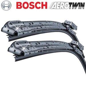 2 SPAZZOLE TERGICRISTALLO AEROTWIN Anteriore BOSCH 3397007432 FIAT FORD