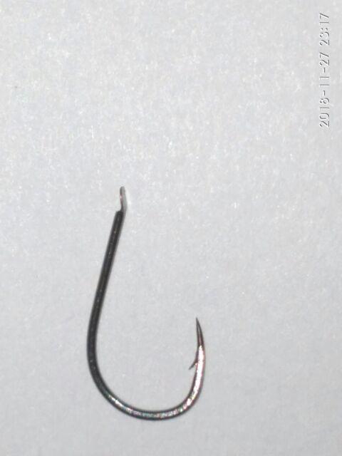 150 PCS 37160 Wide Gap High Carbon Steel Fishing Hooks Black Saltwater Fish Hook