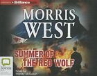 Summer of the Red Wolf by Morris West (CD-Audio, 2013)