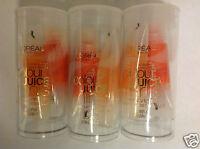3 X L'oreal Colour Juice Minis Sheer Juicy Lip Gloss - Scene Stealers - New.