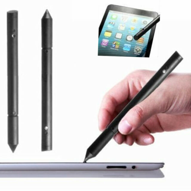 Touch Screen Pen 2in1 Universal Stylus For iPhone iPad Samsung Tablet Phone PC l