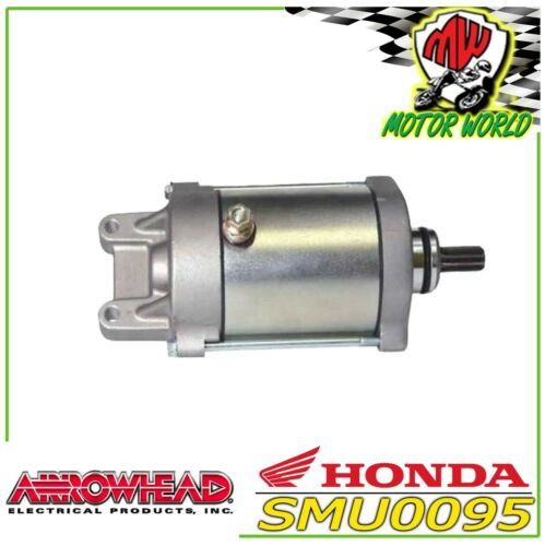 SMU0095 MOTORINO AVVIAMENTO ARROWHEAD HONDA CBR 600 F2 599cc 1991 1992 1993