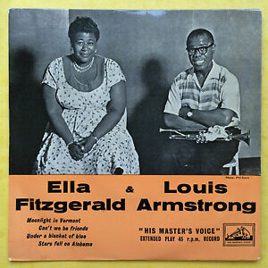 Ella-Fitzgerald-amp-Louis-Armstrong-Moonlight-in-Vermont-4-Pista-EP-7EG-8280