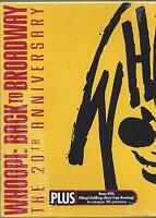 Whoopi Goldberg 20th Anniversary-back To Broadway 2-disc Set Dvd
