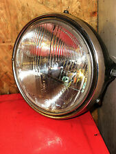 Honda CB 450 500 550 750 Four Gold Wing 1000 Scheinwerfer headlight ORIGINAL