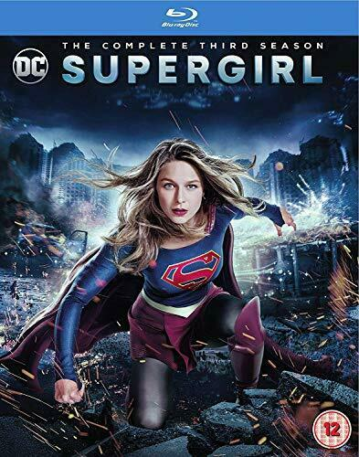 Supergirl: Season 3 [Blu-ray] [2018] [DVD][Region 2]