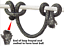3-Ft-Archery-D-Loop-Nylon-Rope-for-Compound-Bow-Archery-Arrow-Release-Aids thumbnail 1