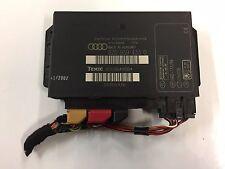 Audi A2 Comfort control module CCM (p/n 8Z0959433Q) 2000 - 2005 convenience