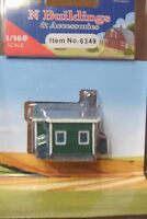 Imex N Scale Country Cottage Resin Built-up Building
