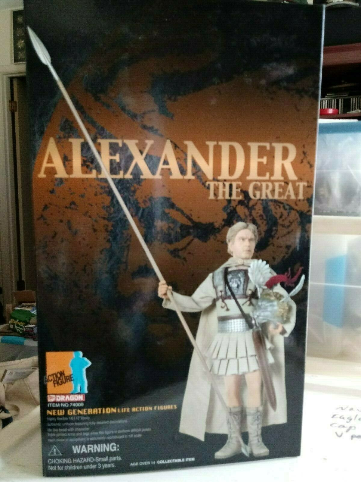 Alexander the Great Action Figure