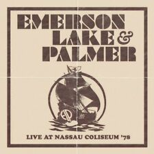 Live at Nassau Coliseum 78 by Emerson Lake & Palmer *disc 2 Only* on Audio CD