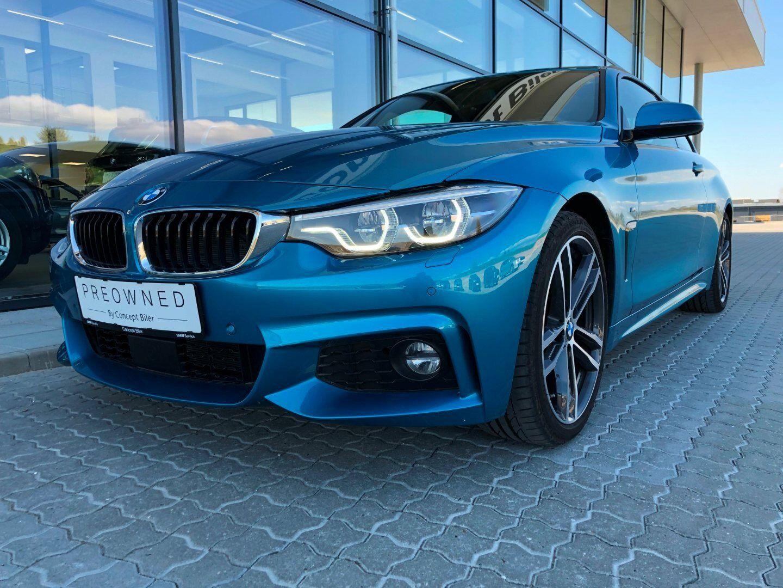 BMW 440i 3,0 Coupé aut. 2d - 649.900 kr.