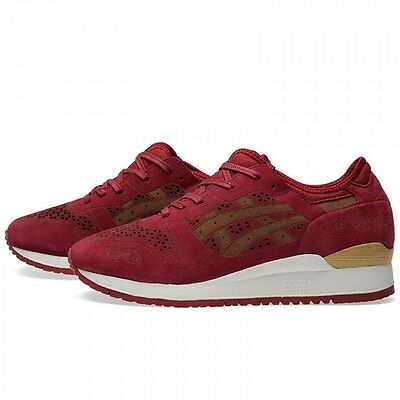 NEW** ASICS TIGER GEL-LYTE III LC H5E3L UNISEX SHOES TAN//TAN FAST SHIPPING