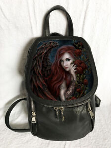 Linda-M-Jones-Backpack-featuring-3D-Image-of-Daemon-La-Rosa