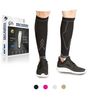 Calf-Compression-Socks-Sleeves-Shin-Running-Tights-Foot-Pain-Relief-Travel