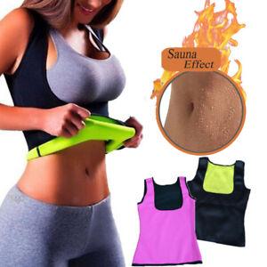 c3f2ec4c74 Sweat Sauna Body Shaper Women Slimming Vest Thermo Waist Trainer ...