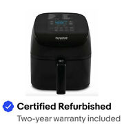 NuWave NW36112R 4.5 Qt Air Fryer with Probe - Certified Refurbished