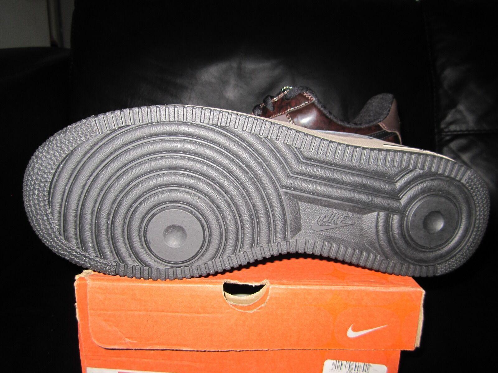 Nike D.S 2006 Air Air Air PREMIO Force 1 LIMITED EDITION del Regno Unito taglia 8 9 U.S.A. NUOVO. 129c3c