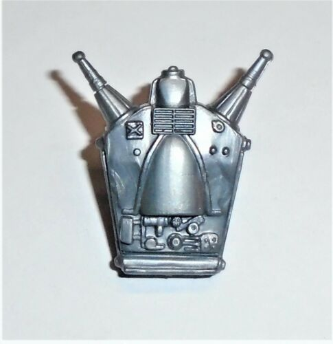 GI Joe figurine Accessoire 1987 PSYCHE-OUT comm Pack//Sac à dos
