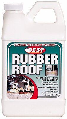 Rubber Roof Cleaner Sealer Protectant Uv Camper Rv Travel