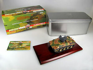 Panzerstahl Exclusive 1/72 Flakpanther D - s.Pz.Jg.Abt. 653 89001