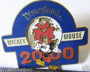 Disney-Disneyland-LE-Mickey-Mouse-Pin