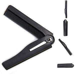 schwarz handarbeit falten tasche clip haare schnurrbart bart