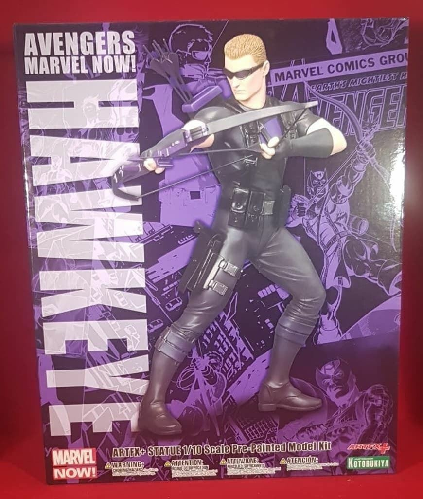 Kotobukiya Marvel Now Hawkeye Artfx+ Statue
