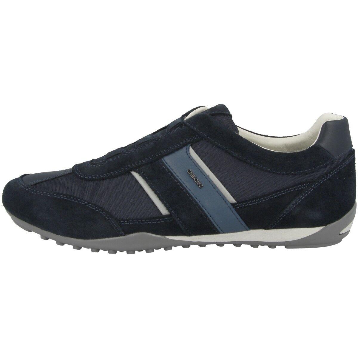 Geox u Wells a shoes Men Men's Leisure Trainers Low shoes U82T5A02211C4002