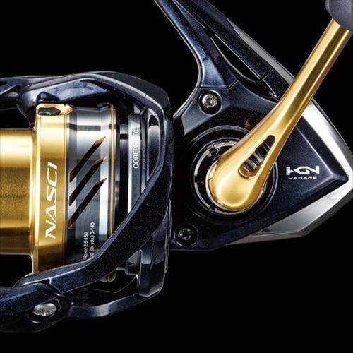 SHIMANO 16 2500HGS NASCI 2500HGS 16 Spinning Reel X-SHIP from Japan New 0cd5c5