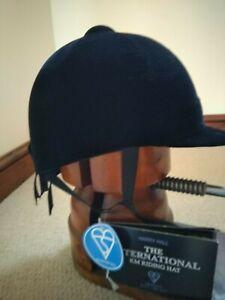 Harry-Hall-International-KM-Riding-Hat-Size-7-3-8th-Euro-60