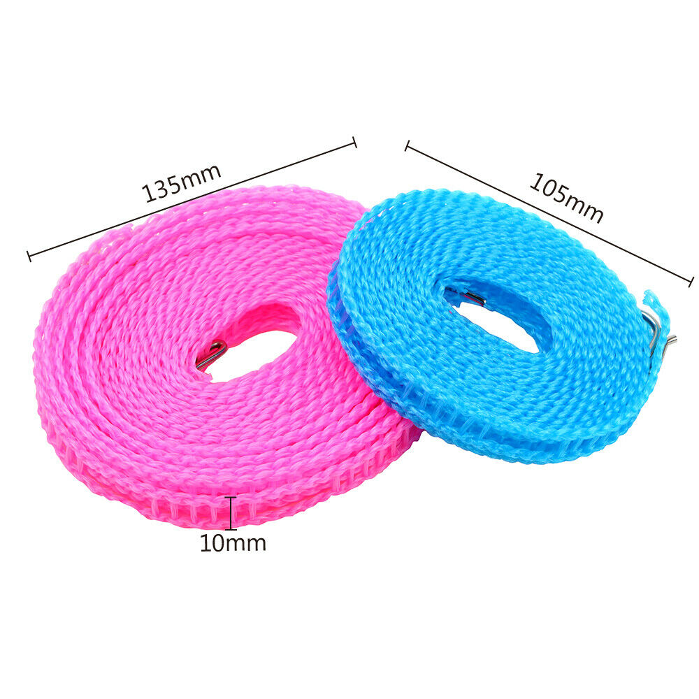 20 Metre St@llion Strong Thick Long Life Garden Outdoor Laundry Washing Cloth Line Rope