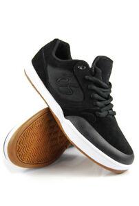 eS-Shoes-Swift-1-5-Black-White-USA-SIZE-Skateboard-Sneakers