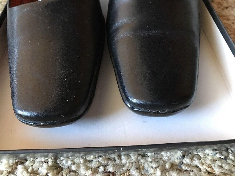 BCBG MAX AZRIA schuhe schwarz CALF 8M NEW WITH BOX BOX WITH 1c5fa8