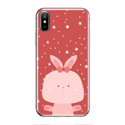 Silicona Pictórico Funda Carcasa Flip TPU Case Cover Para iPhone 6 6s 7 8 Plus