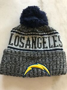 Los-Angeles-Chargers-Beanie-New-Nfl