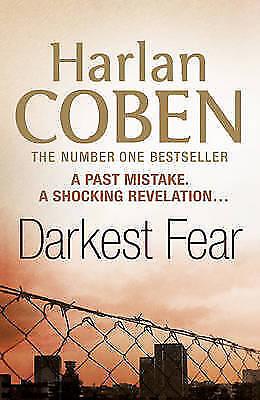 1 of 1 - Darkest Fear, Coben, Harlan, Very Good Book
