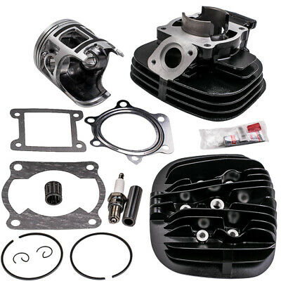 Cylinder Top End Piston Rings /& Gasket Kits For Yamaha Blaster 200 YFS200 88-06