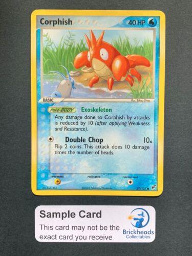 Corphish 57//107 CommonEx DeoxysPokemon Card