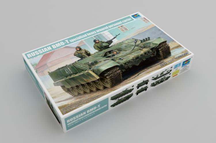 09549 Trumpeter Heavy Armored Personnel Veliclerier Model Russian BMO-T DIY 1/35