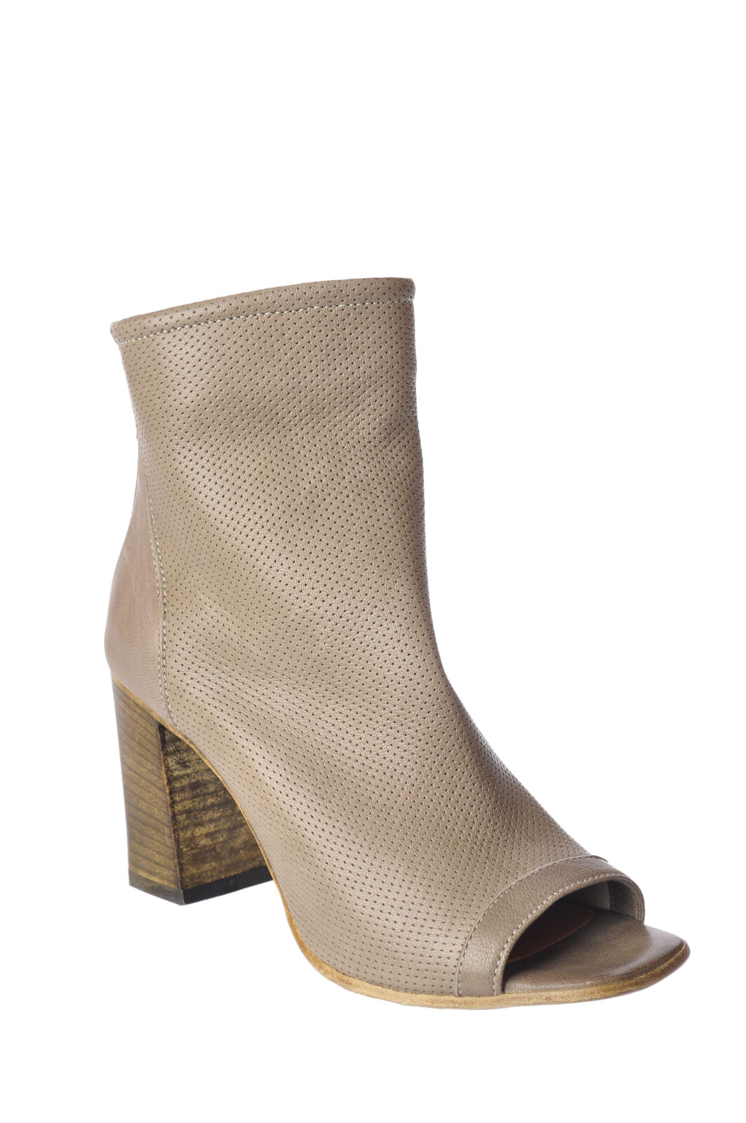 esclusivo Lemarè    -  Ankle stivali - Female - Beige - 1894615A183744  wholesape economico