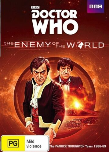 1 of 1 - The Doctor Who - Enemy of the World (DVD, 2013)
