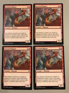 Ixalli's Diviner Ixalan Mtg x4 4x  XLN Magic 4 Cards Mint